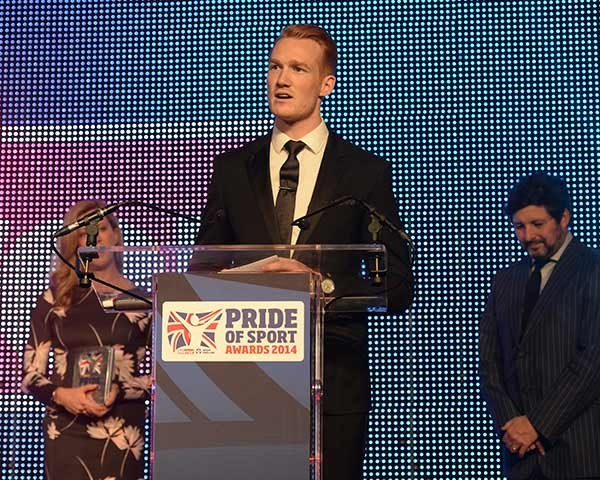 Pride of Sport Awards | 2014