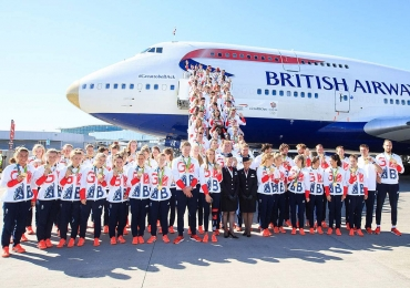 Team GB and Paralympics GB | 2016 Winner